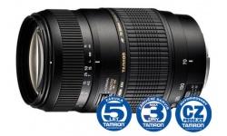 Tamron AF 70-300 F/4-5,6 Di LD Macro 1:2 pro Nikon + Lenspen