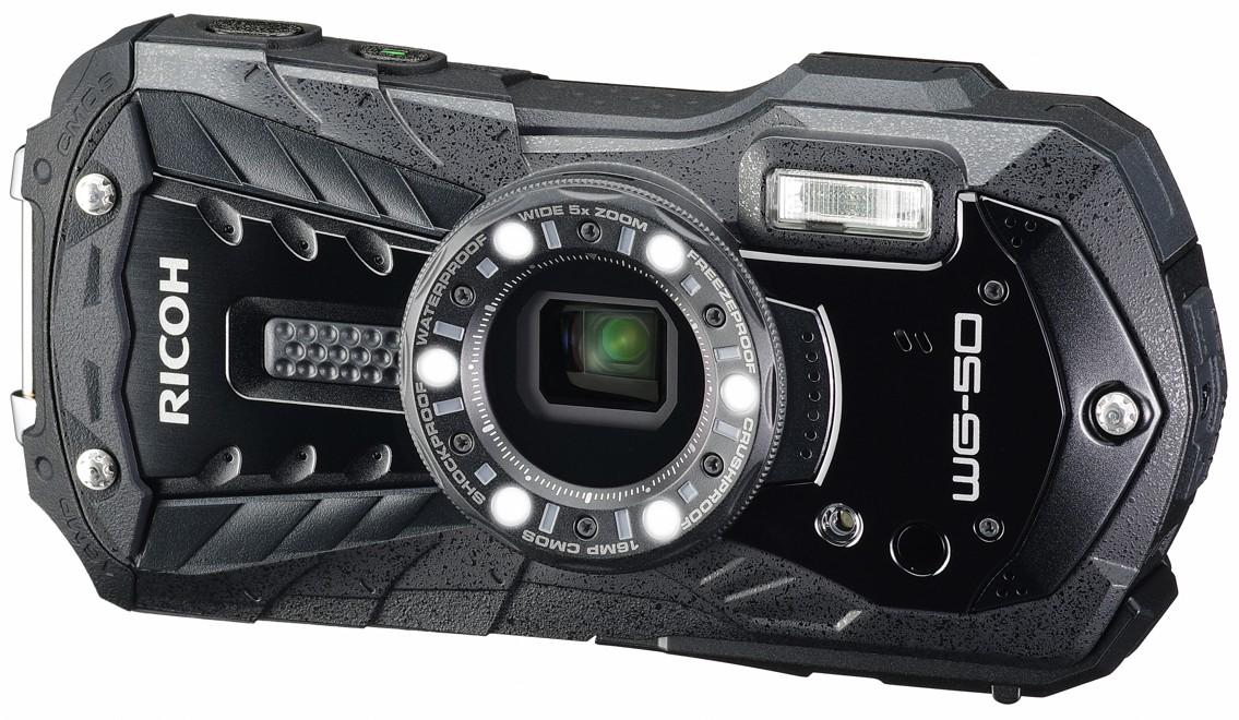 Ricoh-Pentax WG-50 černý