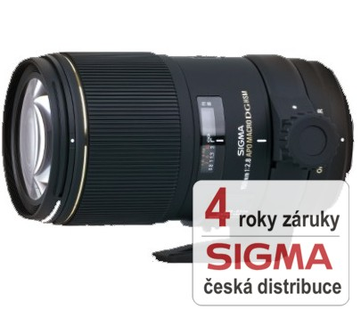 Sigma 150 mm F 2,8 EX DG OS MACRO HSM pro Canon