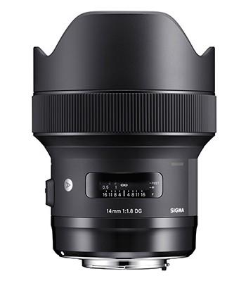 Sigma 14/1.8 DG HSM ART Canon