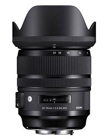 Sigma 24-70/2.8 DG OS HSM ART Canon