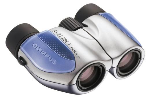 Olympus 8x21 DPC I Modrý