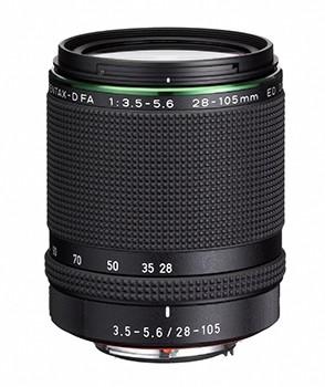 Pentax HD D-FA 28-105 mm F 3,5-5,6 ED DC WR SDM