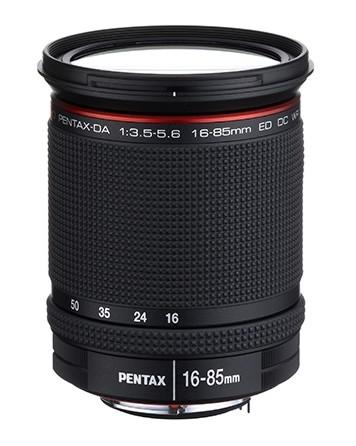 Pentax HD DA 16-85 mm F 3,5-5,6 ED DC WR + Neoprénové pouzdro ZDARMA!