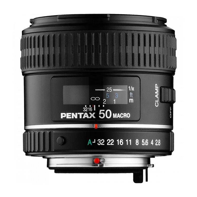 Pentax smc D FA 50 mm F 2,8 Macro