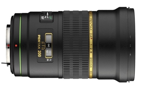 Pentax smc DA* 200 mm F 2,8 ED (IF) SDM