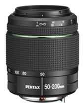 Pentax smc DA 50-200 mm F 4-5,6 ED WR