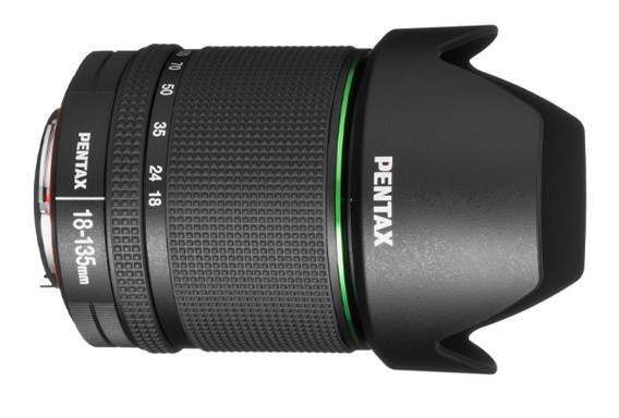 Pentax smc DA 18-135 mm F 3,5-5,6 ED Al (IF) DC WR