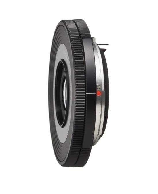 Pentax smc DA 40 mm F 2,8 XS