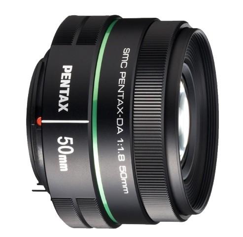 Pentax smc DA 50 mm F 1,8