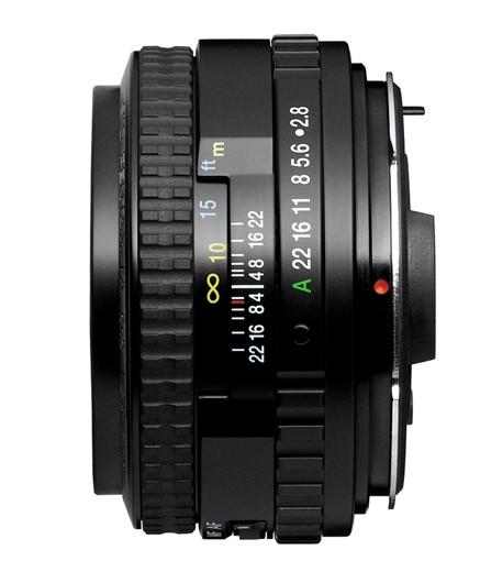 Pentax smc FA 645 75 mm / 2,8