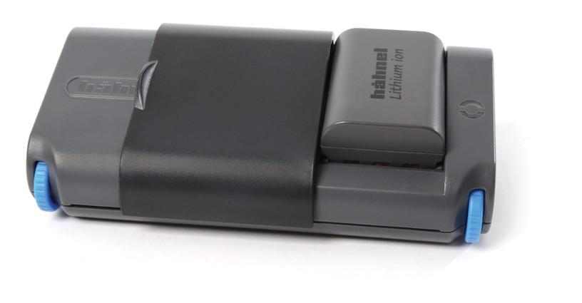 Hähnel UNIPAL - univerzální nabíječka, USB, na všechny typy baterií (Li-Ion, AA / AAA Ni-MH)
