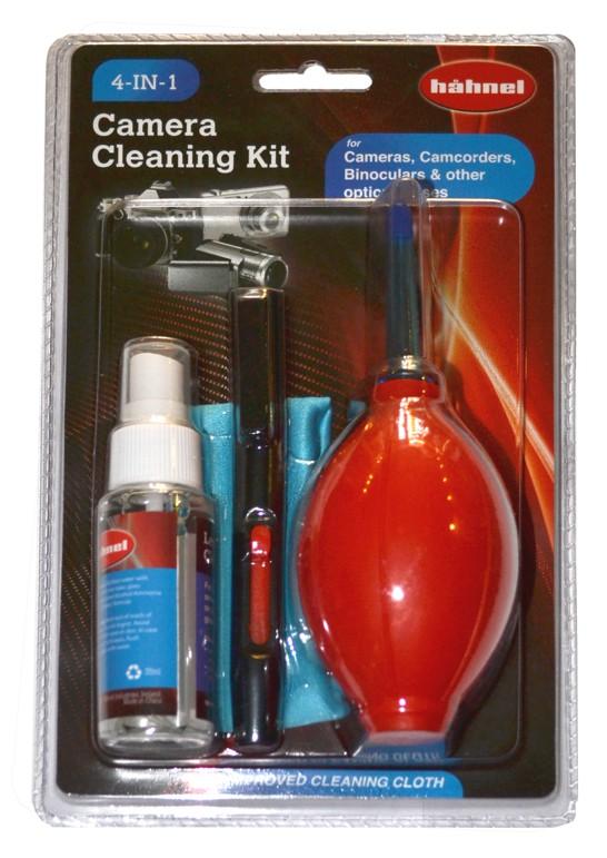 Hähnel 4-in-1 DSLR Cleaning Kit - sada čištění pro fototechniku