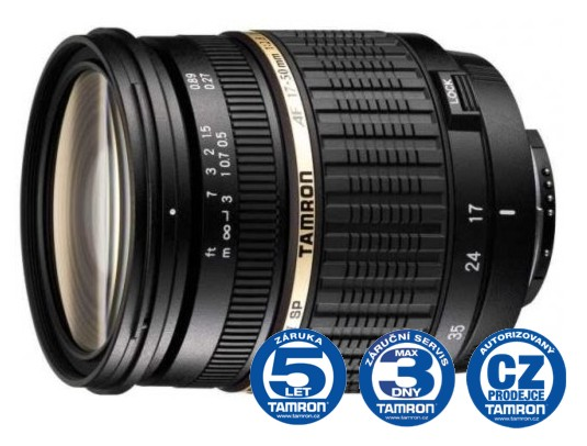 Tamron SP AF 17-50 mm F 2,8 XR Di-II LD Asp.(IF) pro Sony