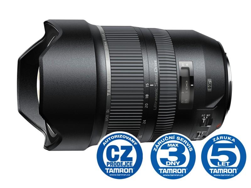 Tamron SP 15-30 mm F 2,8 Di VC USD pro Canon