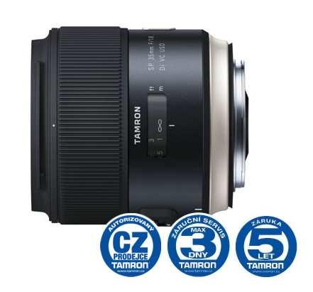 Tamron SP 45mm F/1.8 Di VC USD pro Nikon, CashBack 1500 Kč