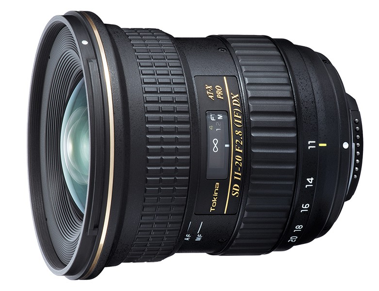 Tokina 11-20 mm f/2,8 AT-X PRO DX pro Canon