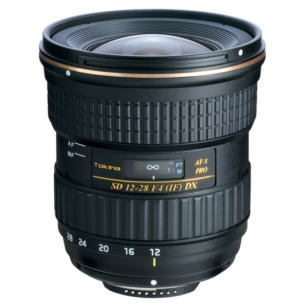 Tokina 12-28 F 4 AT-X Pro DX pro Nikon