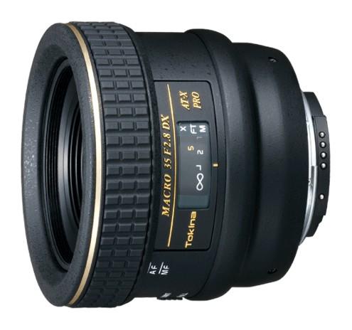 Tokina AF 35 F 2,8 Macro AT-X DX pro Nikon