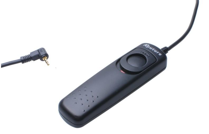 Aputure AP-R1C kabelová spoušť pro Pentax a Canon (CS-205, RS-60E3)