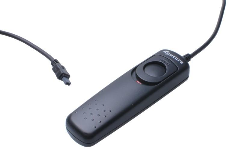 Aputure AP-R3N kabelová spoušť pro Nikon (MC-DC2)
