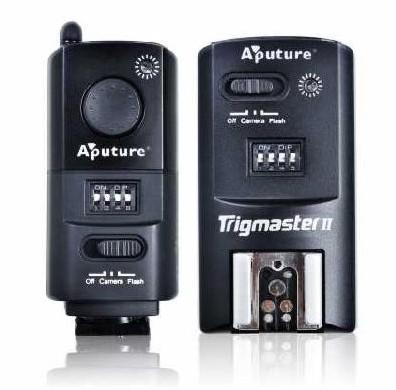 Aputure TrigMaster II (2,4GHz) MXII-P pro Pentax (vysílač a přijímač)