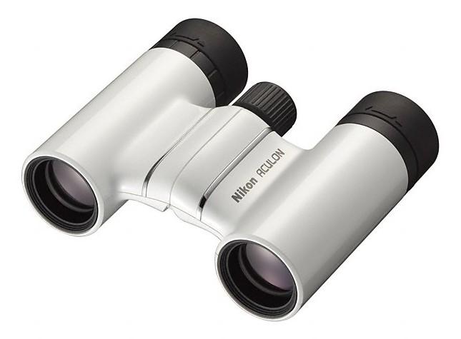 Nikon Aculon T01 8x21 bílý