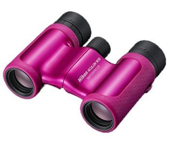 Nikon Aculon W10 8x21 růžový