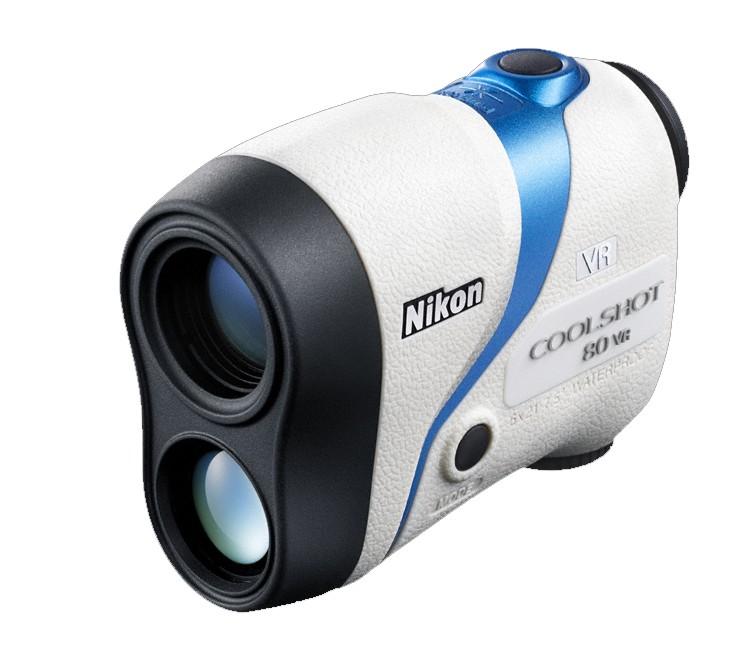 Nikon Laser Coolshot 80 VR (stabilizace obrazu, bez měření sklonu)