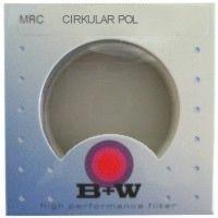 B+W Cirkulární polarizační MRC 62 mm