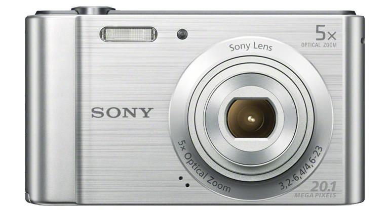 Sony CYBER-SHOT W800 (DSC-W800) stříbrný