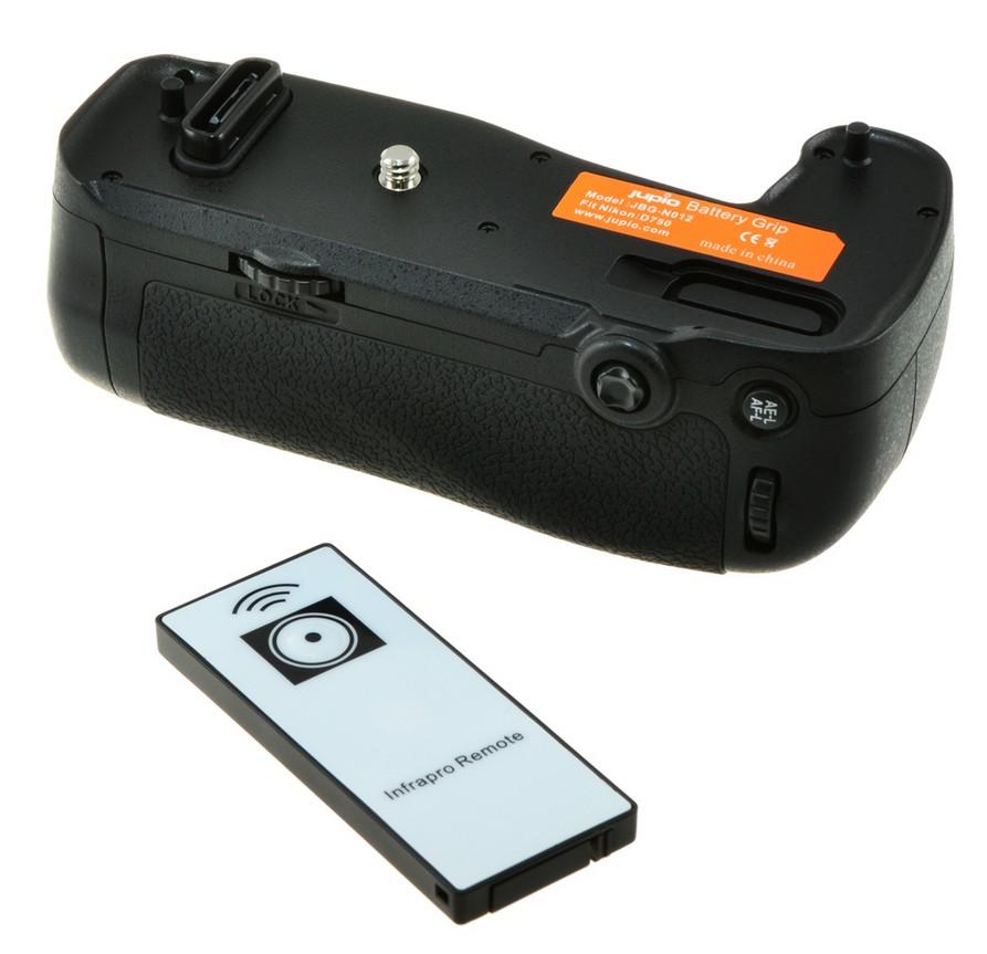 Jupio JBG-N012 grip pro Nikon D750 (nahrazuje MB-D16)