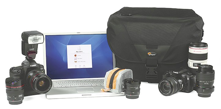 Lowepro Stealth Reporter D650 AW