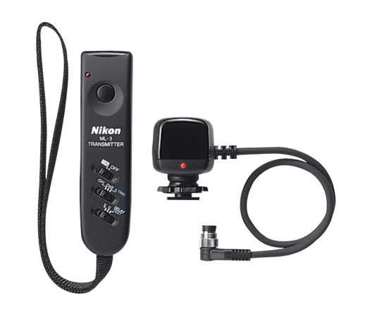 Nikon ML-3 infra sada