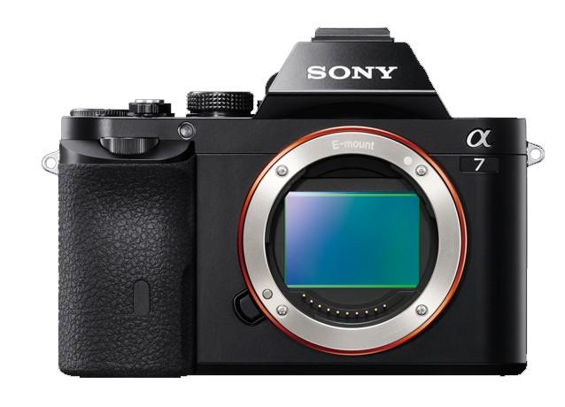 Sony Alpha A7 tělo (ILCE7B.CE)
