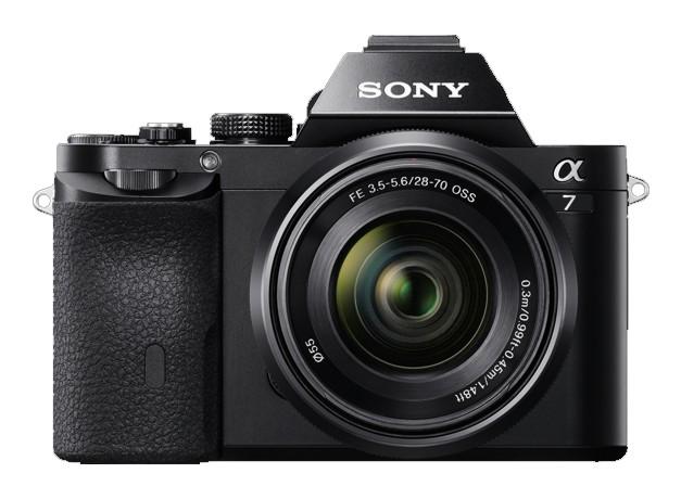 Sony Alpha A7 + 28-70 OSS (ILCE7KB.CE)