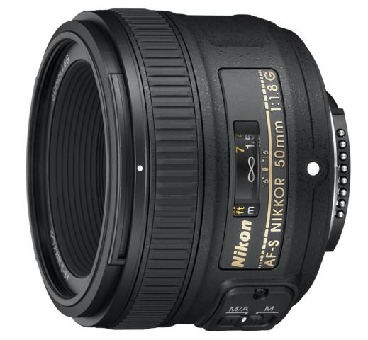 Nikon 50 mm F 1,8G AF-S
