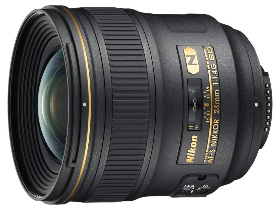 Nikon 24 mm F 1,4G AF-S ED