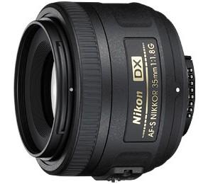 Nikon 35 mm F 1,8G AF-S DX
