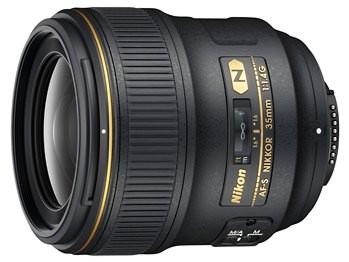 Nikon 35 mm F 1,4G AF-S