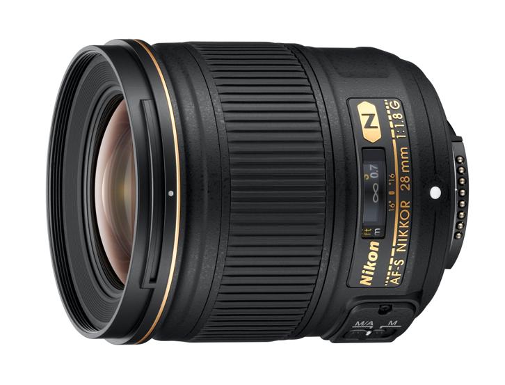 Nikon 28 mm F 1,8G AF-S