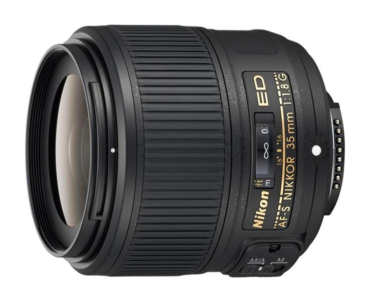 Nikon 35 mm F 1,8G ED AF-S (fullframe FX)