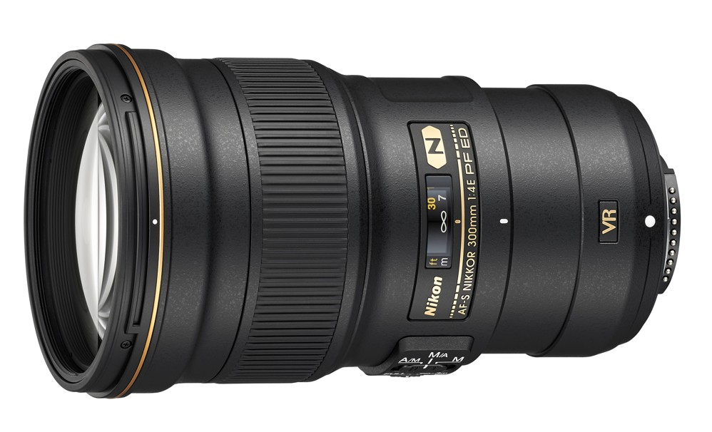 Nikon 300 mm F 4E PF ED VR