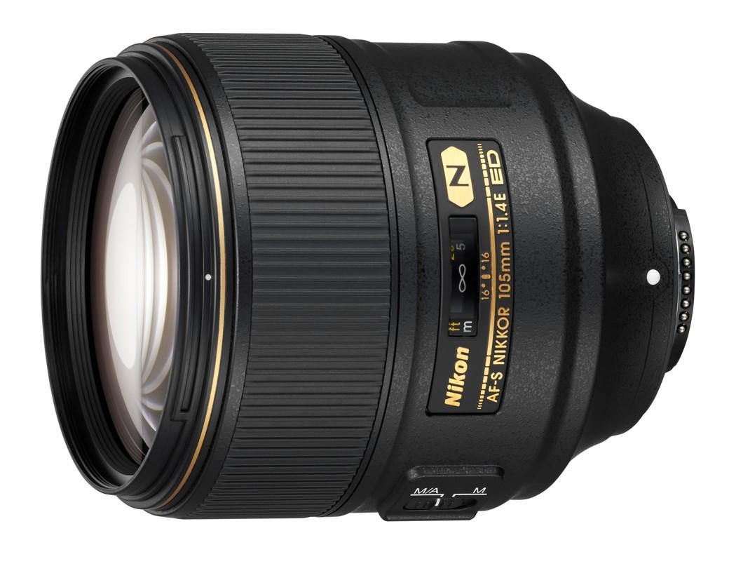 Nikon AF-S 105 mm F/1,4E ED