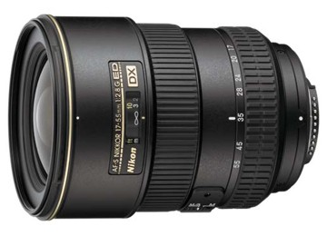 Nikon 17-55 mm F 2,8G IF-ED AF-S DX