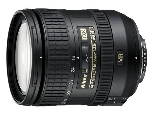 Nikon 16-85 mm F 3,5-5,6G ED VR AF-S DX