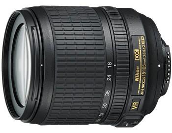 Nikon 18-105 mm F 3,5-5,6G VR ED AF-S DX