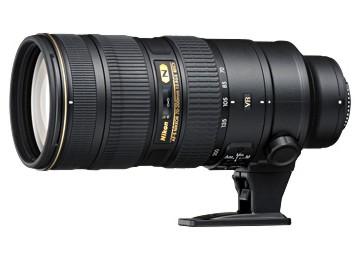 Nikon 70-200 mm F 2,8G ED AF-S VR II, Bonus 4000 Kč ihned odečteme