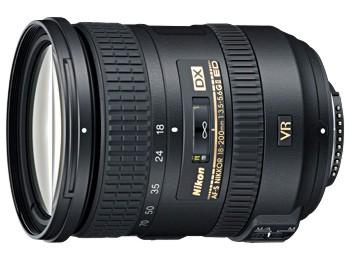 Nikon 18-200 mm F 3,5-5,6G ED AF-S DX VR II, CashBack 1350 Kč