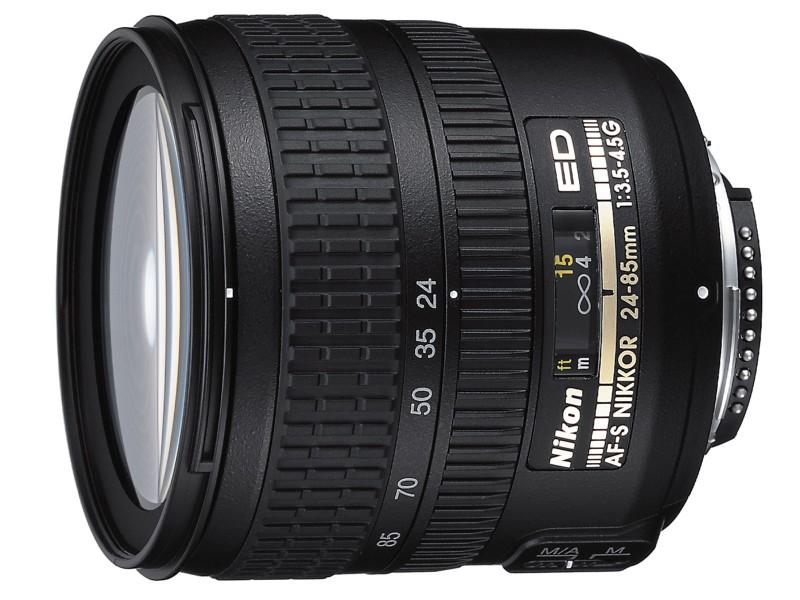 Nikon 24-85 mm F 3,5-4,5G ED AF-S VR